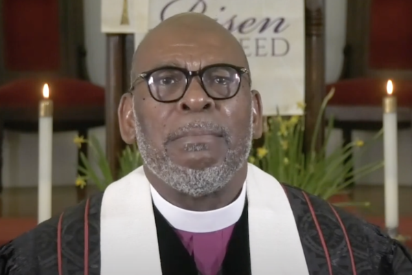 Wesley United Methodist Church – Columbia, SC – 04/25/2021 – Sermon